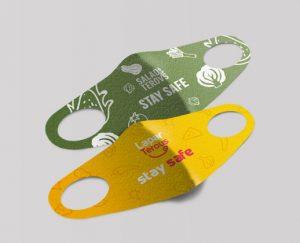 Keunikan Print Masker