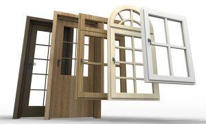 Desain Populer Pintu Rumah Minimalis 2 Pintu Besar Kecil